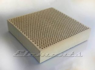 Ceramic Honeycomb Soldering Heat Proof Block T043